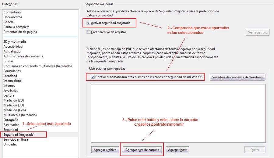 Los contratos se imprimen o visualizan sin datos soporte for Modelo ta 6 0138 hogar